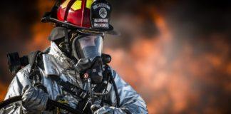 Zarobki w straży pożarnej